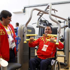 El CPE critica que se pague menos la medalla paralímpica