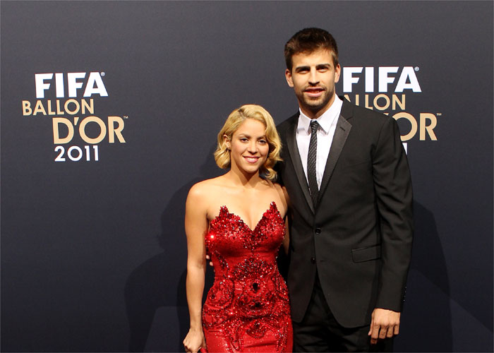 Shakira confirma su embarazo