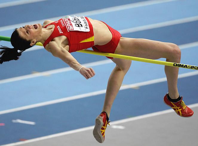 """Ruth Beitia, galardonada como """"atleta español del año"""""""