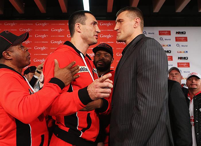 Los hermanos Klitschko, entre el ring y la política