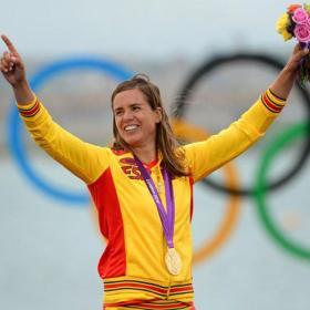 Marina Alabau no podrá defender su oro en Rio 2016