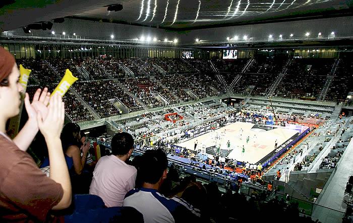 El Madrid Arena ya queda descartado