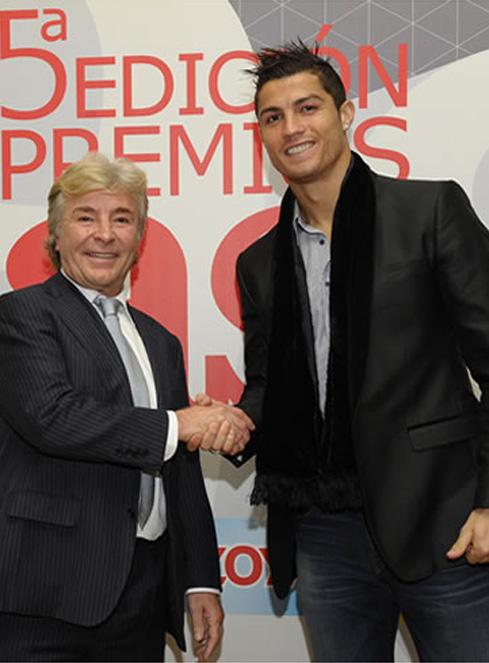 Los Premios AS buscan a los mejores deportistas de 2012