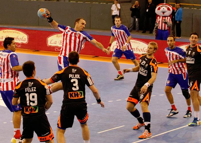 Sabanovic y Cañellas evitan un disgusto al Atlético