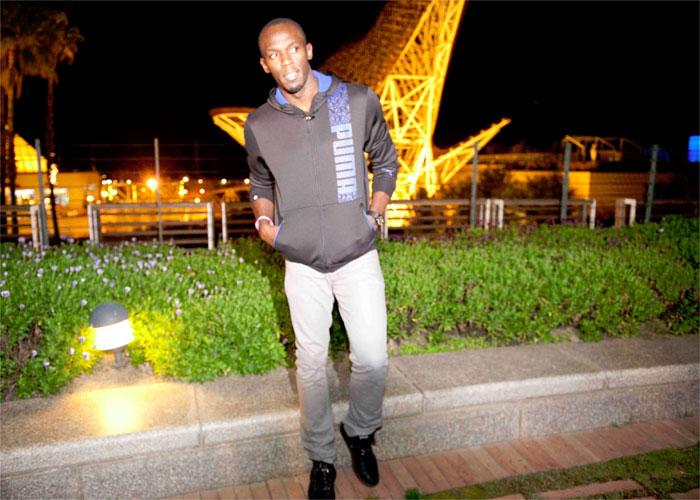"""Bolt: """"En 2013 quiero ser más rápido y llevarme el Mundial"""""""