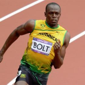 Usain Bolt elegido como el Mejor Atleta Mundial de 2012
