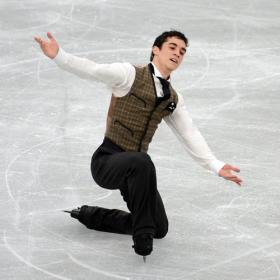 Javier Fernández disputará su segunda final del Grand Prix