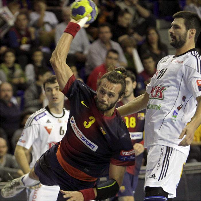 El Barça supera al Pick Szeged y sigue como invicto en Europa