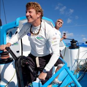 Pierre Dick logra un nuevo récord mundial en solitario