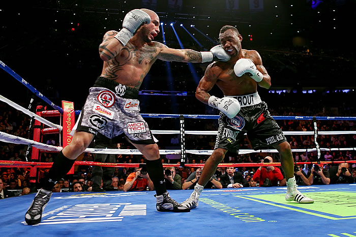 El boxeo deja el Madison por la cancha de los Nets
