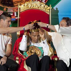 Ali, Rey del Boxeo