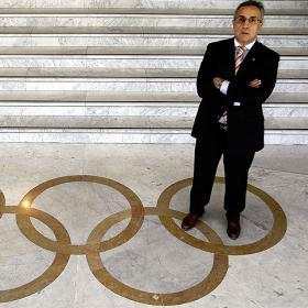 """Blanco: """"Va a haber Juegos continentales y serán un éxito"""""""