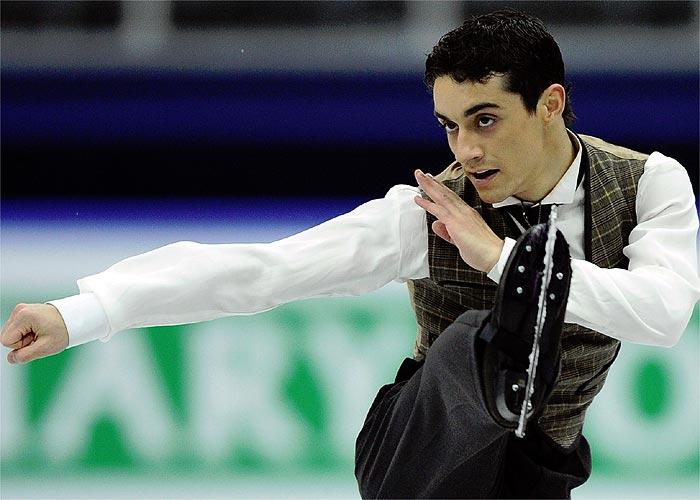 Javier Fernández, cuarto al ser el mejor en el programa libre