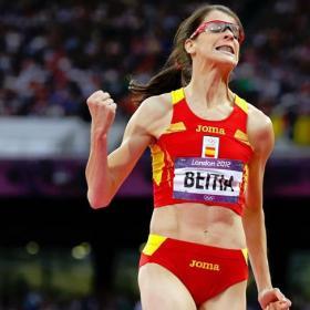 """Ruth Beitia: """"Voy a seguir hasta que el cuerpo aguante"""""""
