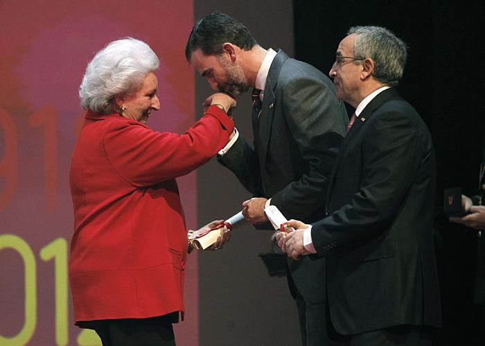 Homenaje del COE a los medallistas en su centenario
