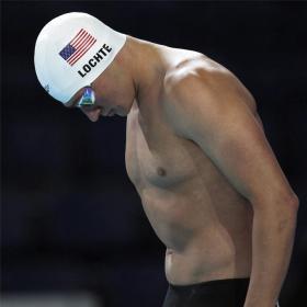 Lochte, primera medalla de oro de los Mundiales de corta
