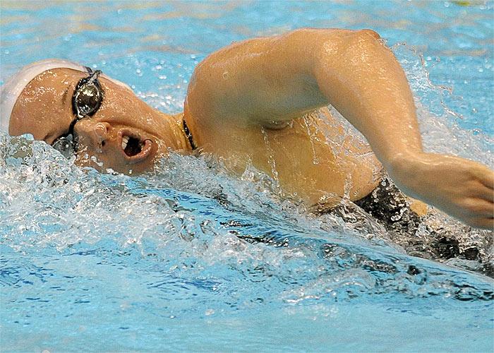 Melanie Costa, baja para semifinales de 100 libre