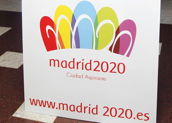 Si Madrid celebra los JJ.OO de 2020 invertirá 530,3 millones
