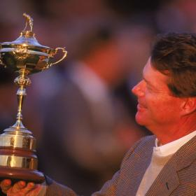 EEUU acude a Tom Watson para recuperar la Ryder Cup