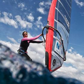 Marina Alabau, campeona del mundo en la categoría RS One