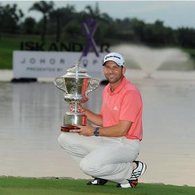Sergio García acaba su 2012 con una victoria en Malaisia
