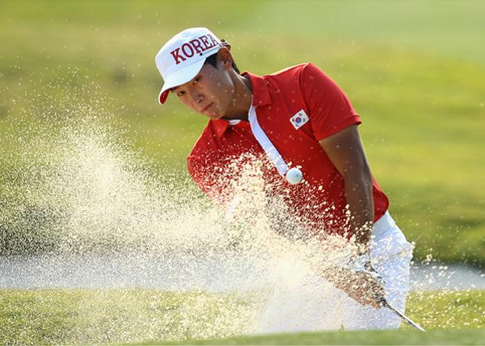 El espejo de Tiger Woods
