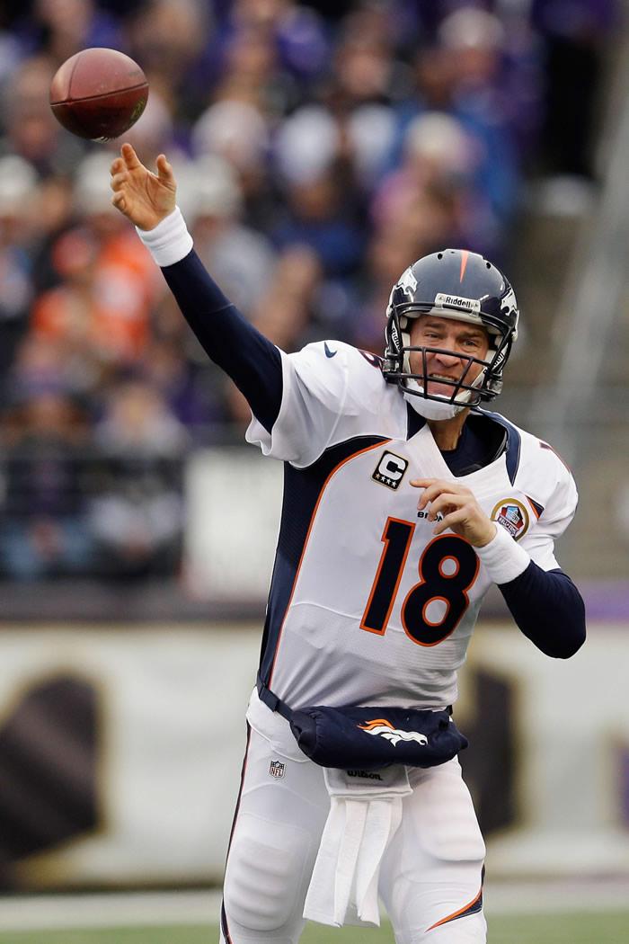 Peyton Manning sigue haciendo historia