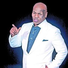 'La cruda verdad' de Tyson, de gira por EE UU