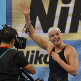 Baleares homenajea a la campeona del mundo Melanie Costa