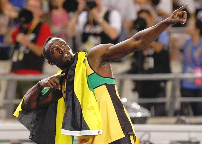 Bolt supera a Phelps como deportista del año