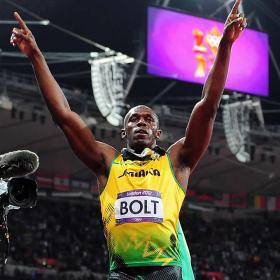 Usain Bolt es el mejor del año para L'Equipe