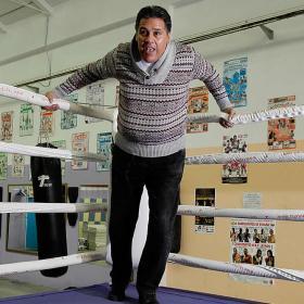"""""""Ali me dijo que casi le gano y que pasó miedo en los últimos rounds"""""""