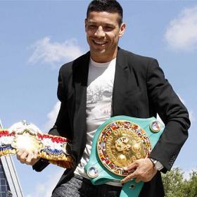''Maravilla'' Martínez, nombrado boxeador del 2012 por el CMB