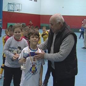 La Peña Linense  subcampeón del  II Torneo de Navidad de fútbol base