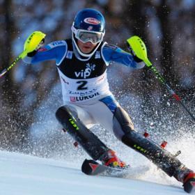 La sensación Mikaela Shiffrin gana el eslalon de Zagreb