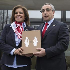 Madrid entregó hoy el dossier para los Juegos de 2020