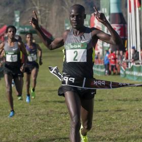 Kiptoo y Masai ponen acento  keniano en Amorebieta