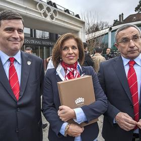 Madrid 2020 apuesta por la unidad y la austeridad