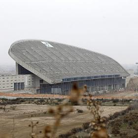 Madrid 2020 da por hechos La Peineta y el Centro Acuático