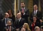 El príncipe Felipe presidió la inauguración del Mundial