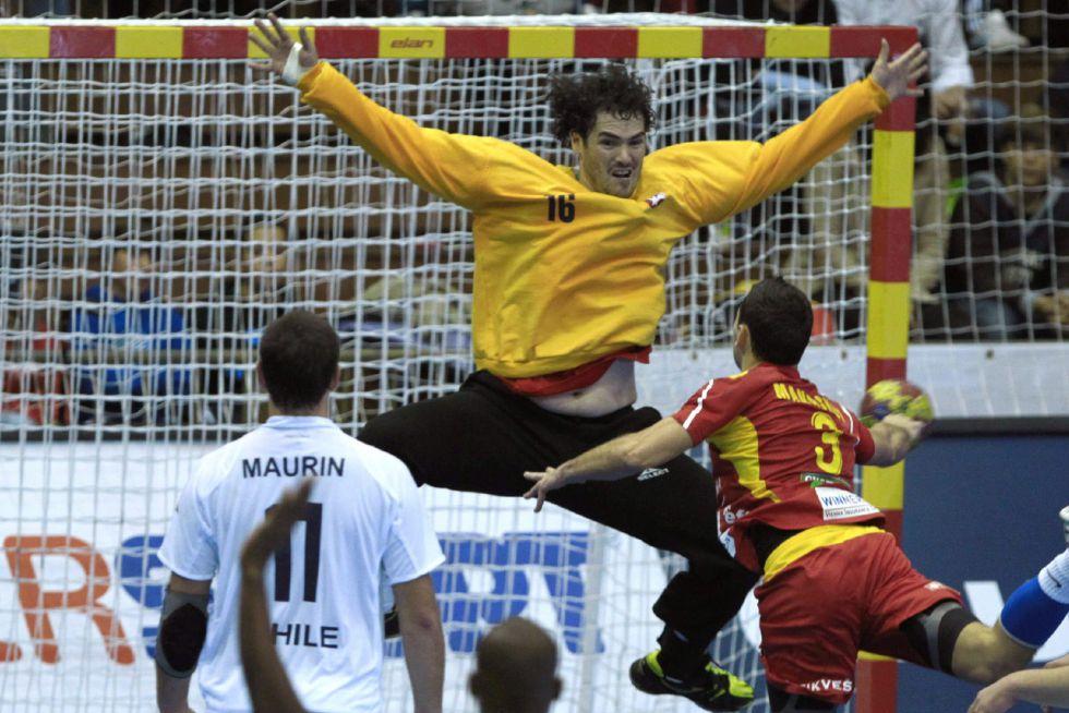 Chile mostró maneras pero cayó ante la experta Macedonia