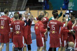 Dinamarca presenta sus credenciales ante un rival menor