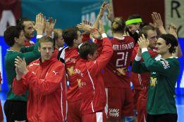 Dinamarca suma el pleno ante una pobre Chile