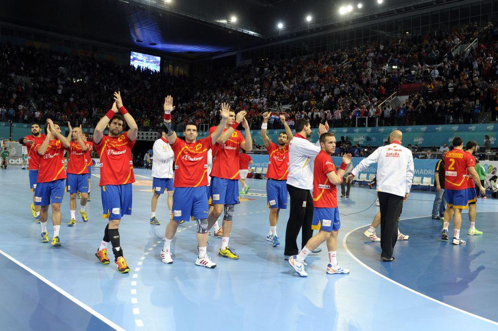 Dulce derrota de España ante una gran selección croata