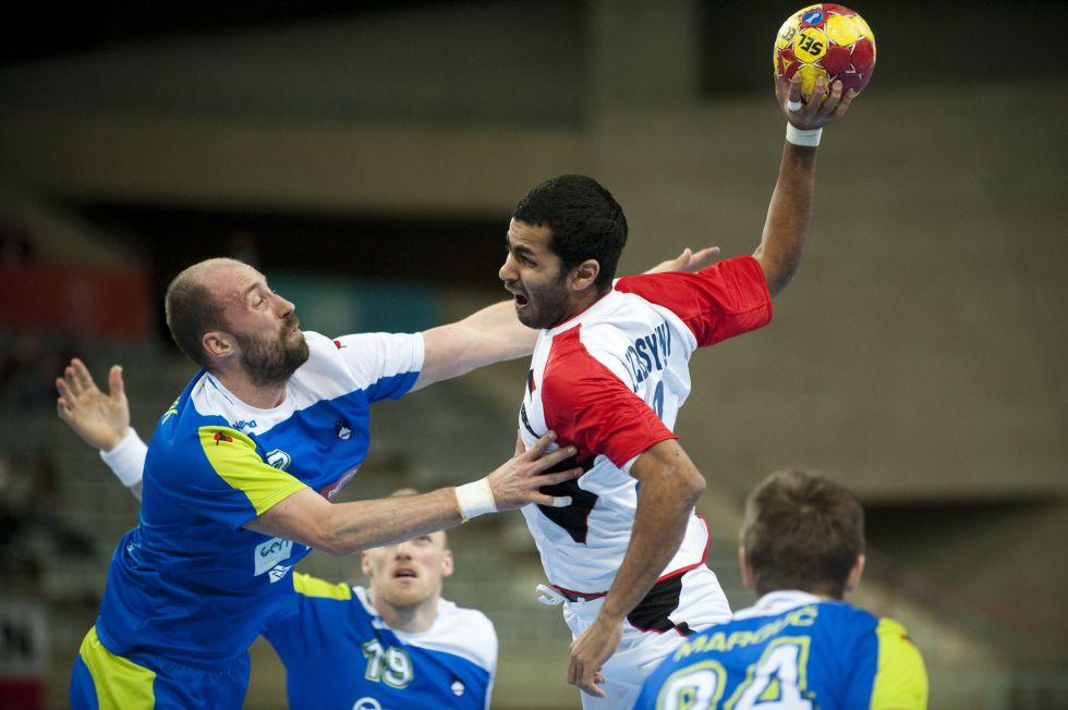 Eslovenia derrota a Egipto y se enfrentará a Rusia en cuartos