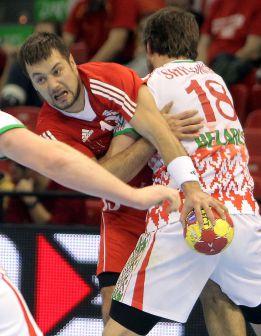 Croacia impidió que el partido ante Bielorrusia tuviera historia