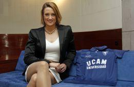 """Mireia, al club UCAM CN Fuensanta: """"Llegaré al Mundial"""""""