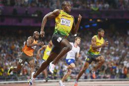 """Usain Bolt: """"Quiero ganar tres oros en los Mundiales de Moscú"""""""