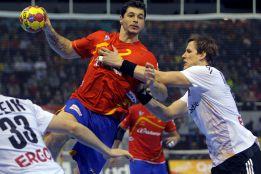 España tumba a Alemania y jugará las semis ante Eslovenia