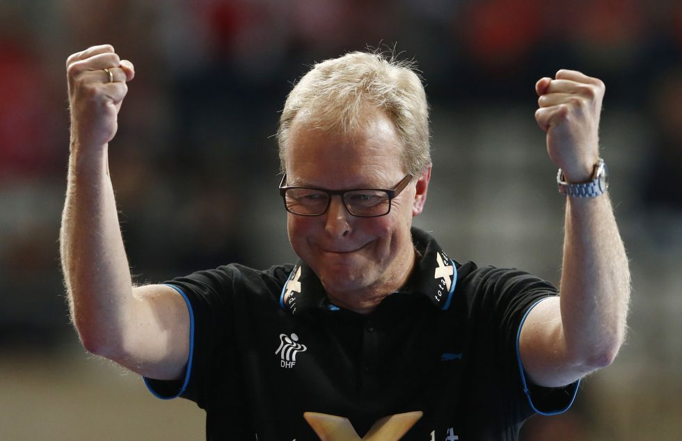 """Wilbek: """"España es la favorita, pero haremos todo para ganar"""""""